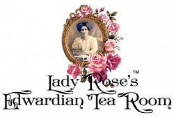 Chris and Nicky Fairey, Lady Rose's Edwardian Tea Room